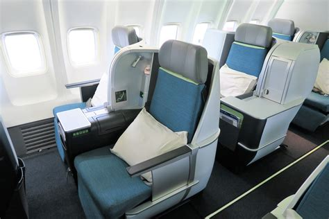 aer lingus seats flight review aer lingus 757 business class dc to dublin