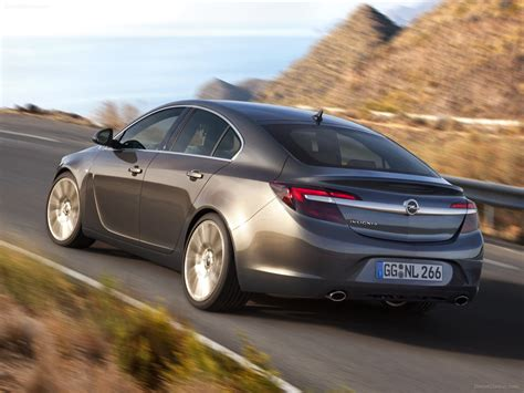 opel insignia 2014 opel insignia 2014 exotic car wallpapers 02 of 86 diesel station