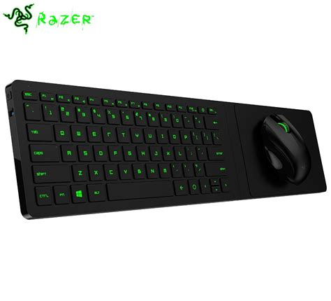 living room keyboard and mouse razer turret living room wireless ergonomic gaming keyboard mouse lapboard ebay