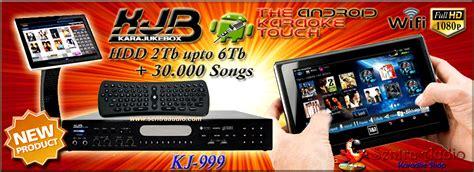 Kjb Kj 999 Karaoke Player Blk toko alat karaoke