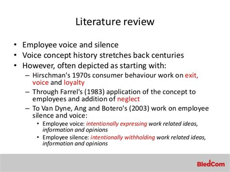 silence a thirteenth century texts and studies employee voice an antecedent to organisational engagement