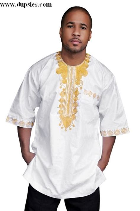 brocade styles for men mens african brocade special occasion shirt white