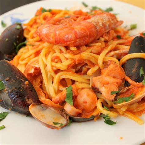 cucinare frutti di mare spaghetti ai frutti di mare con il cookeo ricette cuco