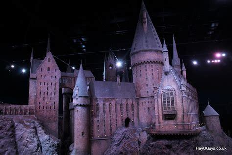 Online Blueprints harry potter studio tour hogwarts model heyuguys 37