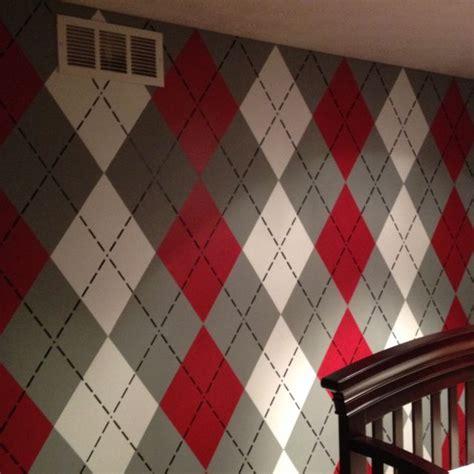 ohio state bedroom paint ideas best 20 argyle wall ideas on pinterest wall paint