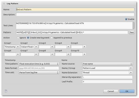 non numeric pattern definition logging and tracing 2 extract numerical data from text logs