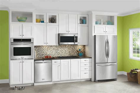 Plain Matte White Wooden Kitchen Cabinet Contemporary Plain White Kitchen Cabinets