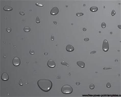 Gotas de agua Plantilla Powerpoint   Plantillas PowerPoint