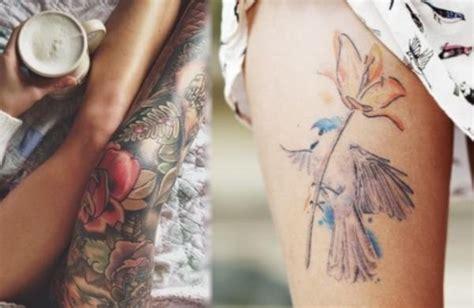 imagenes tatuajes para mujeres en la pierna tatuajes para mujeres en la pierna 161 ideas consejos y fotos