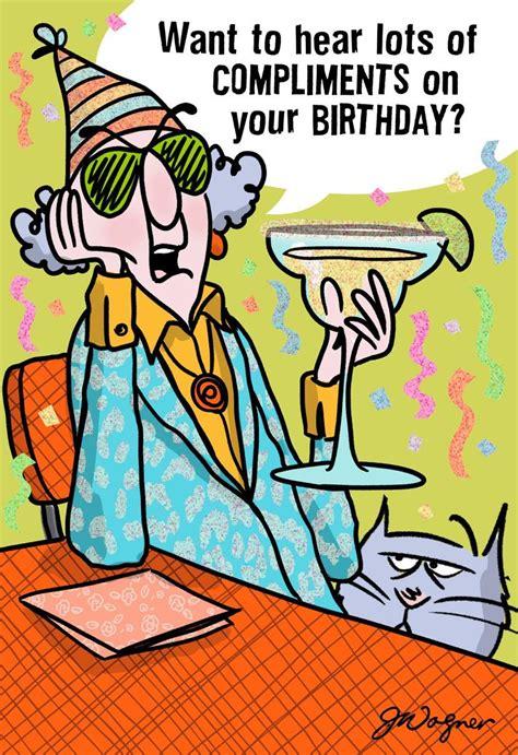 Mpliments Funny  Ee  Birthday Ee   Card Greeting Cards Hallmark