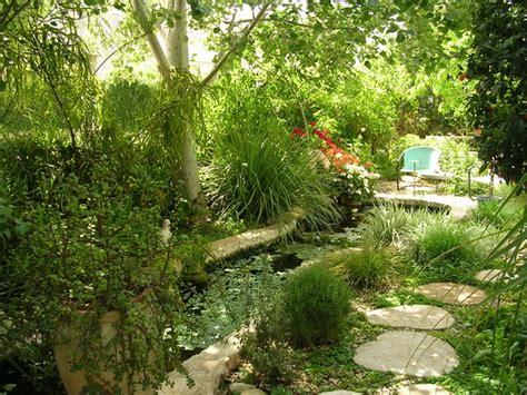 magic garden eclectic landscape tel aviv by