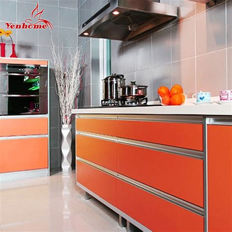 Waterproof Kitchen Cabinets Aliexpress Buy 3m New Pearlescent Diy Decorative Renovation Wall Stickers Wardrobe