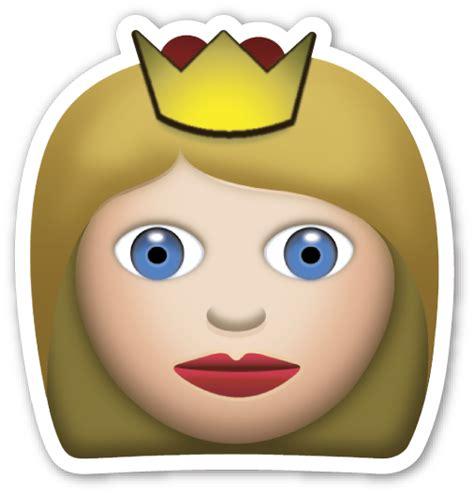imagenes en png de emojis princess