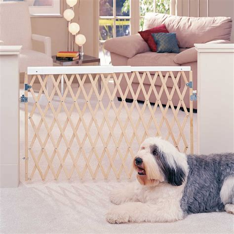 north states expandable swing gate north states expandable swing pet gate petco