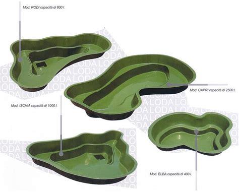 vasche laghetti da giardino laghetti in vetroresina un modo originale per abbellire