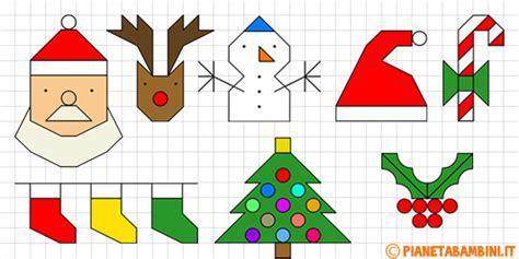 cornici per quaderni a quadretti cornicette di natale a quadretti da disegnare e colorare