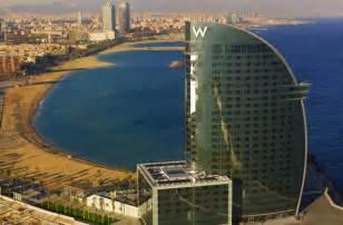 hotel w barcelona hotel in barcelona center