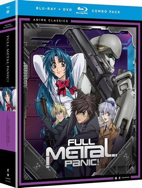 Dvd Anime metal panic bd dvd anime classics