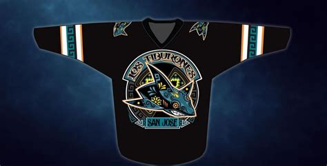 Sharks Giveaway Schedule - sharks will give fans incredible los tiburones jerseys for hispanic heritage night