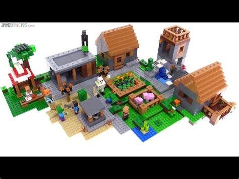 Lego Myspace Minecraft Sy270 1 lego minecraft the set review 21128 vidoemo emotional unity