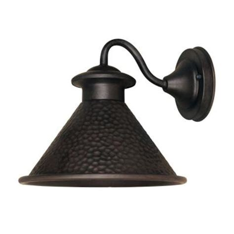 Sky 9 In Bronze Outdoor Wall Sconce - world imports sky essen collection 9 in 1 light