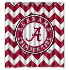 university of alabama shower curtain 1000 images about alabama crimson tide on pinterest