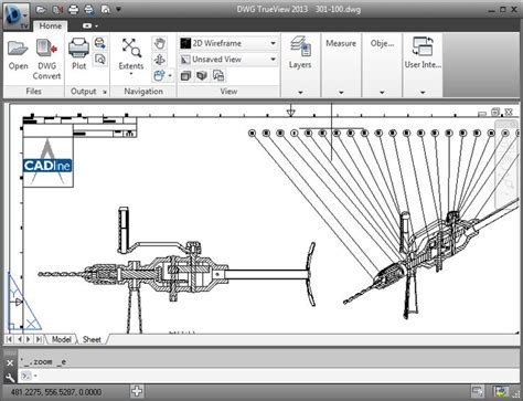 format file cad inventor drawings dwg v idw autocad cadline