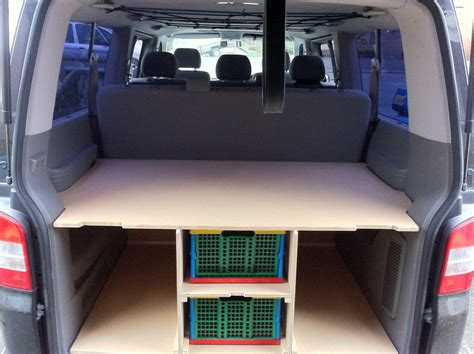 van with bed storage bed van bed design ideas pinterest storage