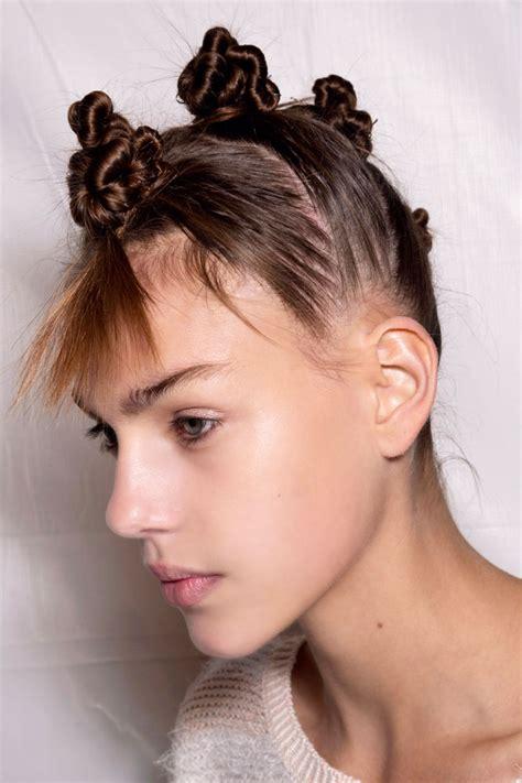 image hair how to make a bun 10 ways thefashionspot