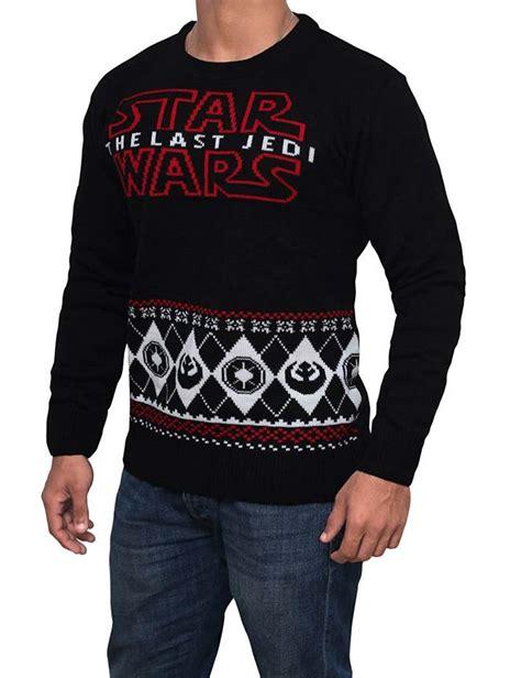 Sweater Wars The Last Jedi 02 the last jedi sweater wars hjackets
