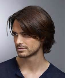 And latest trendy medium length haircuts for boys is a choppy layered