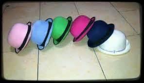 Topi Caplin Anak Bowler Hat Topi Anak topi caplin or bowler murah berkualitas lita baju muslim anak seragam