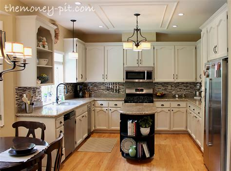 kitchen cabinet facelift ideas kitchen reveal 80s to awesome the kim six fix