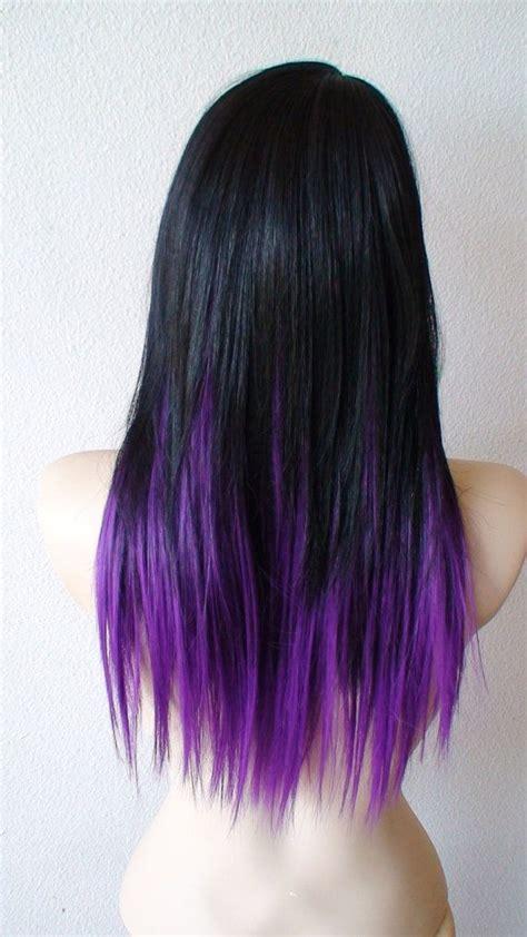black hairstyles purple 15 fantastic purple hairstyles pretty designs
