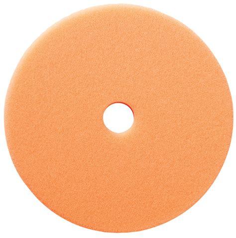 griots garage boss   orange foam correcting pad