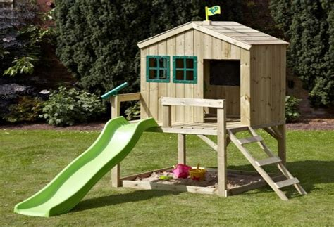 wooden playhouse with swing and slide 17 best ideas about wooden playhouse with slide on