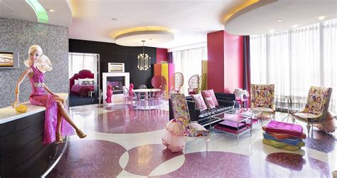 doll house las vegas vegas the palms casino resort has a barbie themed suite