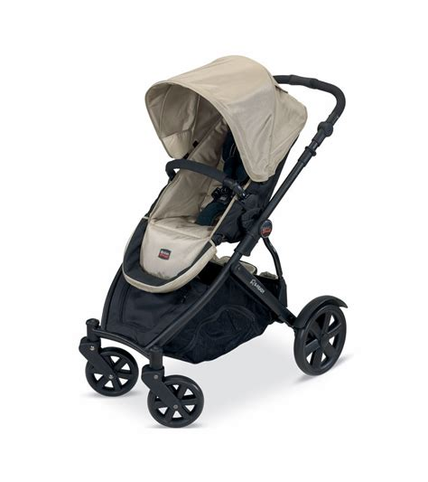 britax b ready stroller in twilight