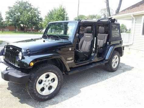 Jeeps For Sale In Toronto 2014 Jeep Wrangler Unlimited Suv For Sale Vehicles