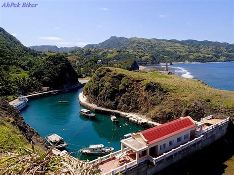 how to go to batanes by boat ahpek biker old dog rides again cycling philippines