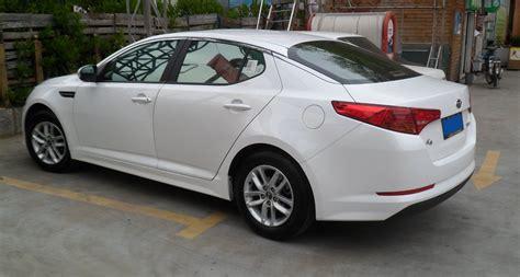 Kia China File Kia K5 Rear China 2012 04 14 Jpg Wikimedia Commons