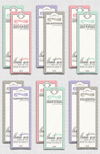 printable bookmark maker free printable bookmarks for mom mum daughter grandma