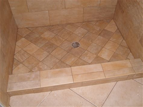 Convert Bath Into Shower shower pan installation houston plumber texas master