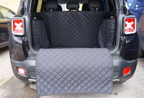 Jeep Car Bed Jeep Renegade 2015 Present Quilted Waterproof Boot Liner