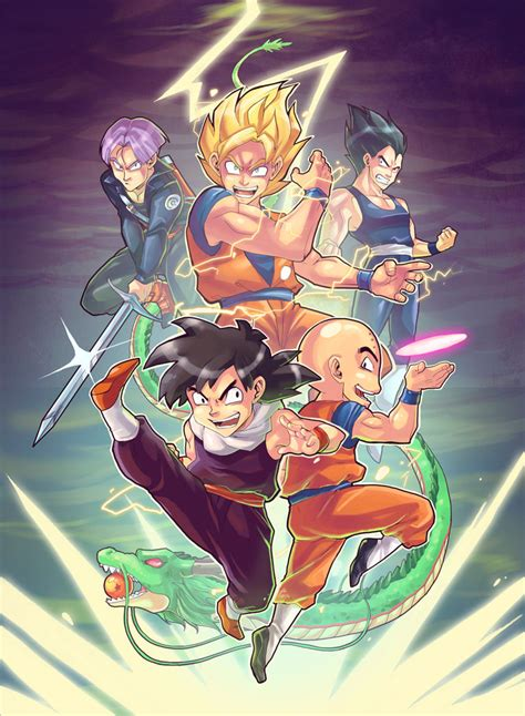 dragon ball wallpaper deviantart dragon ball z fanart by avionetca on deviantart