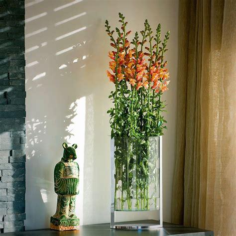 Idee Deco Grand Vase Transparent by Comment Decorer Un Grand Vase En Verre