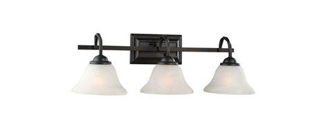 Rustic Vanity Light Fixtures Design House 514901 Rubbed Bronze Rustic 3 Light Lighting Bathroom Vanity Fixture