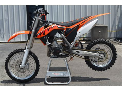 Ktm 85 Sx Ktm Sx For Sale Used Motorcycles On Buysellsearch