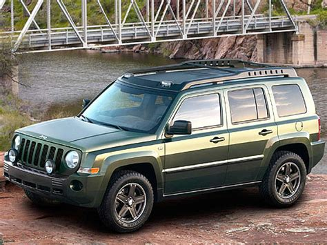2005 Jeep Patriot 2005 Jeep Patriot Concept Jeep Pictures