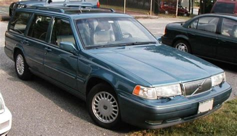 volvo station wagon 1998 1998 volvo 960 blue station wagon picture station wagon